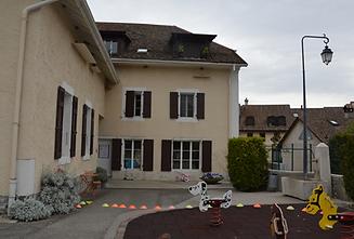 jardin d'enfants Founex Tannay Mies Coppet Céligny