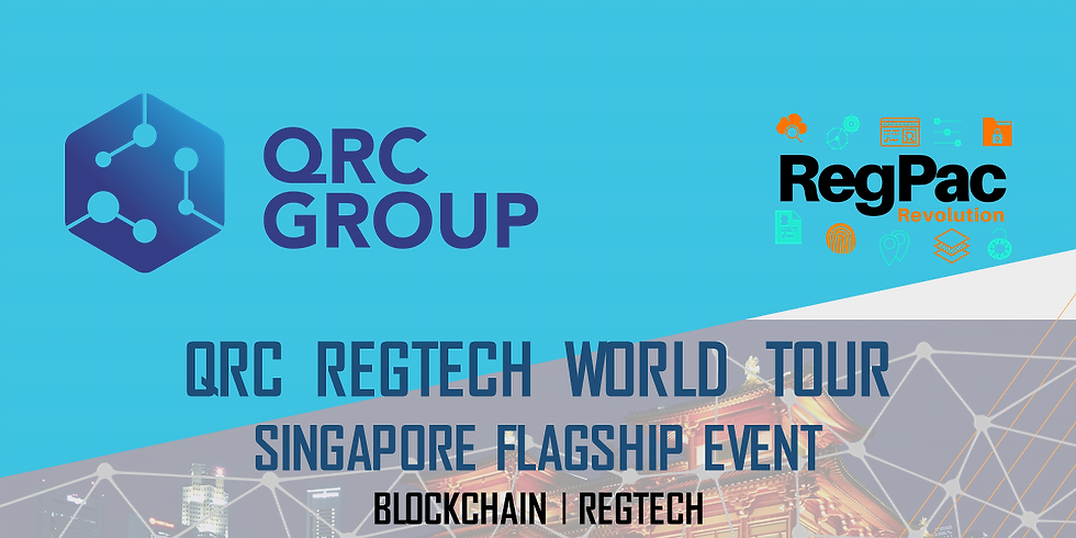 QRC REGTECH WORLD TOUR