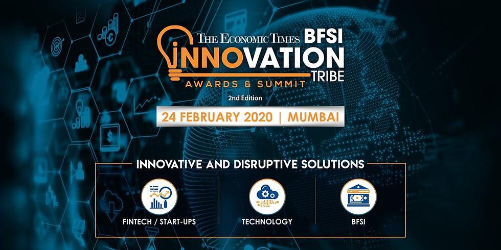 The BFSI Summit in Mumbai