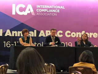 Mona Zoet represents RegPac in ICA Panel Discussion