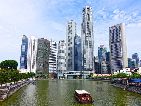 Singapore to step up crackdown on money laundering to cement financial hub status
