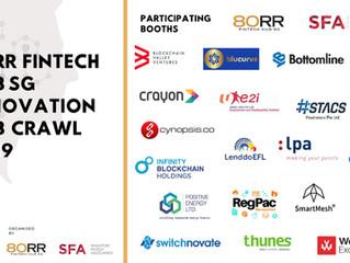 80RR FinTech Innovation Lab Crawl 2019