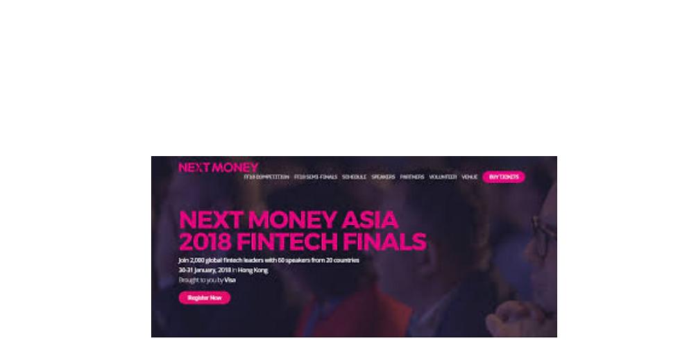 Next Money Asia 2018