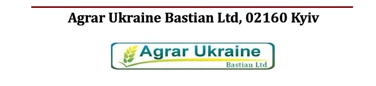 Agrar Ukraine Bastian Ltd