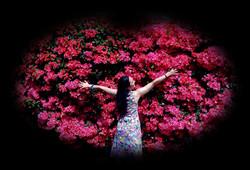 flamenco and folk dancer Amor