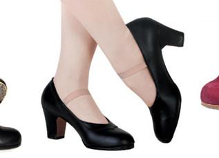 Как приобрести туфли для фламенко?