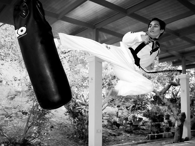 artes marciales panama, Joel leon