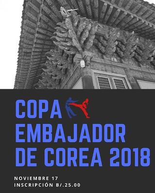 Copa Embajador de Corea