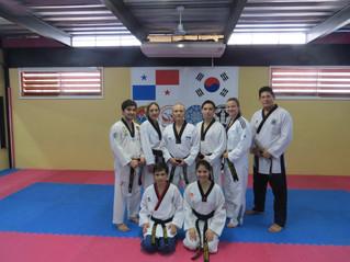 La selección Nacional de Poomsae se prepara para el mundial en Aguascaliente, México