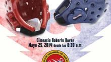XXI Campeonato Nacional Interacademias de Taekwondo