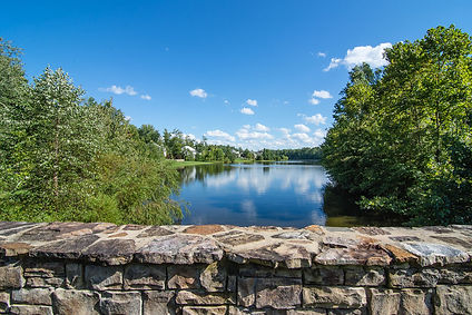 Kinloch residential community lake lots richmond vrginia