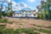 Kinloch residential development custom built houses