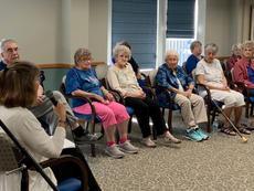 Workshop at OakMeadow Senior Living, Oakdale, MN