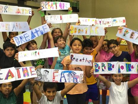 Children's Breath Workshop Saudi Arabia