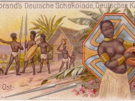 Imperialismo Alemão e imaginário colonial