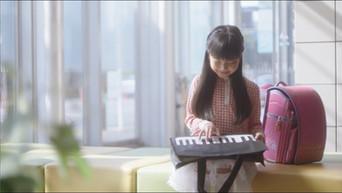 【ヤマハ音楽教室Official】「音楽と、生きる。」子どもたちの成長に音楽と感動を。