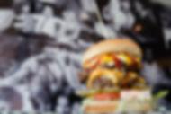 Hulk Hoagies Cheese Burger