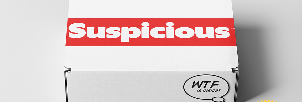Suspicious™ Box - Collectibles