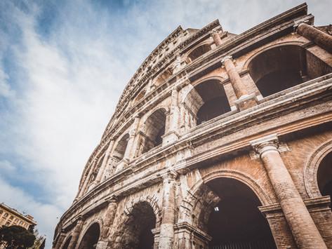 Het bezienswaardige Rome