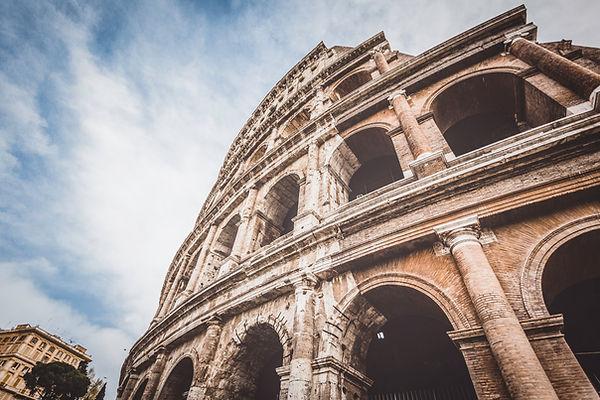 Ruiné architecture antique