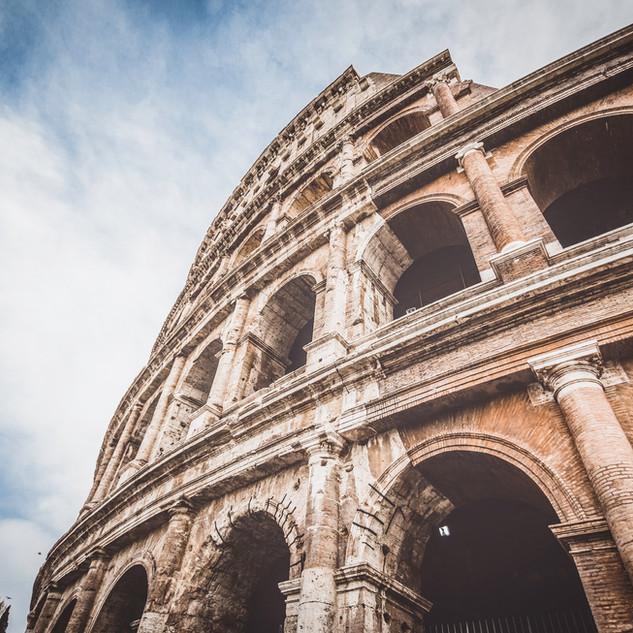 Zničené Antické architektury