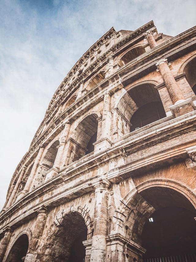 Rovina Architettura Antica
