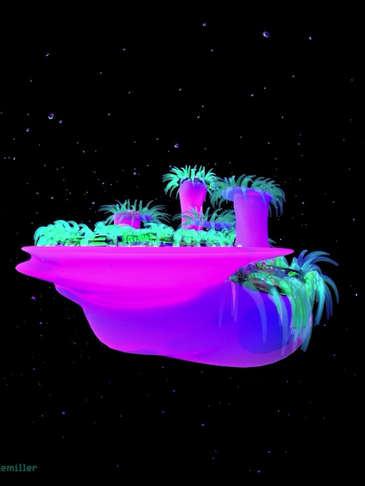 Anemone Island