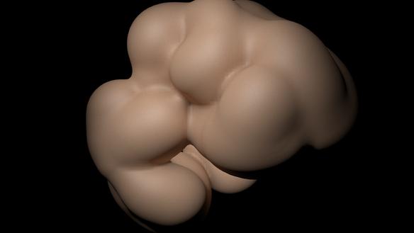 3D Blob