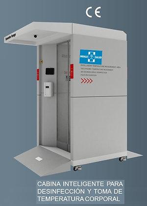 Cabina Desinfectante Covid-19