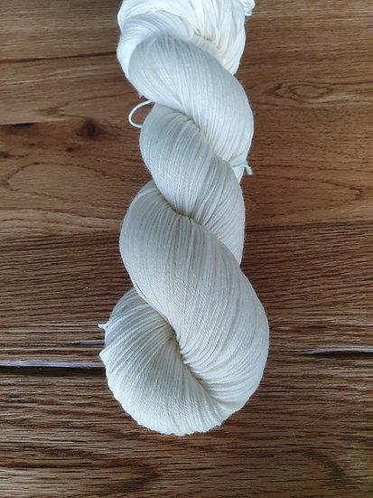 Super Sock Merino - naturweiss
