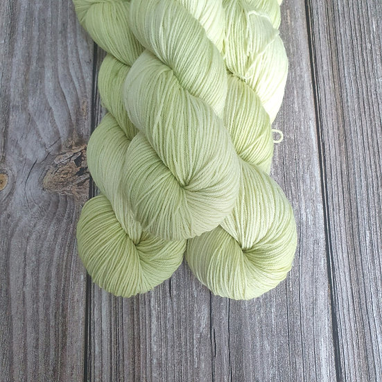 Pure Merino - Lindgrün
