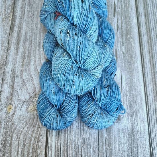 Tweed Merino - Meeresrauschen