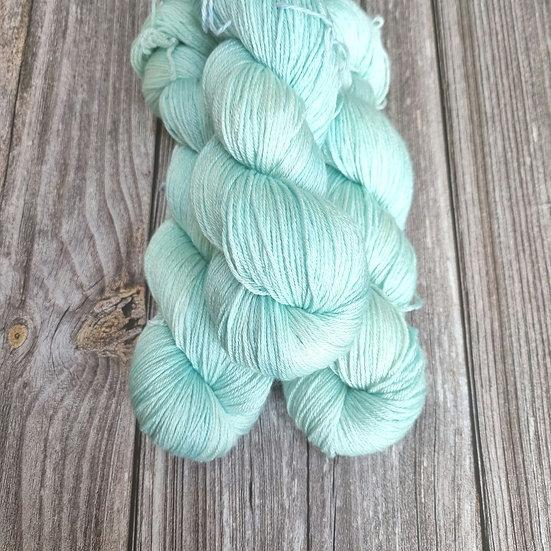 Silky Merino - Light Aqua