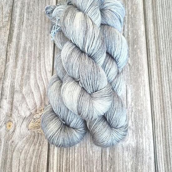 Silky Merino - Silber