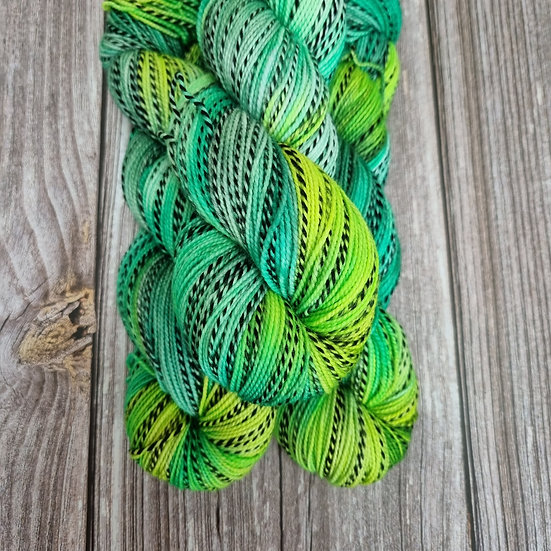 Black Stripes Socks Merino - es grünt