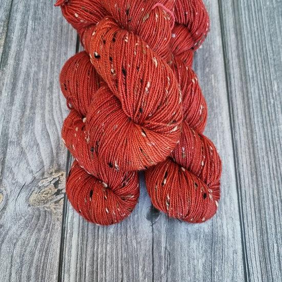 Tweed Merino - Rotkäppchen