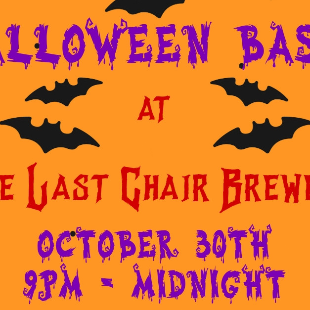 The Last Chair Brewery Halloween Bash!