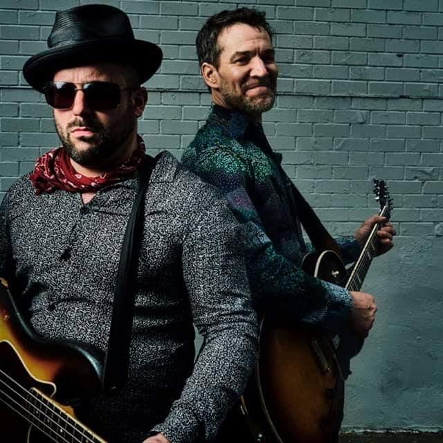 Matt Smart and Benny Bass LIVE!