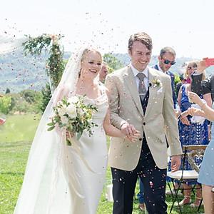 Faye and Michael Tuscany