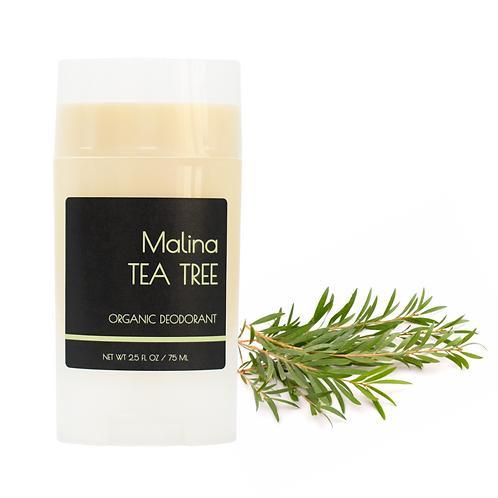 Tea Tree, Organic deodorant
