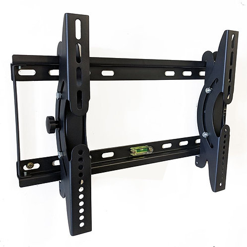 """DT 23"""" to 32"""" Flat Wall Bracket with Tilt"""