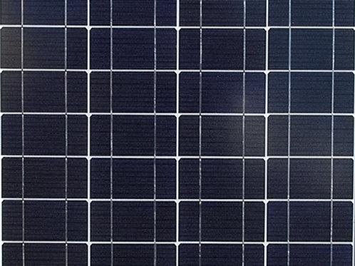 5W SOLAR PANEL 12V FOR CARAVAN OR MOTORHOME ROOF - FULLY CERTIFIED