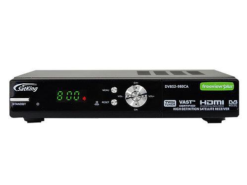 DVBS2-980CA VAST Satellite Receiver Box