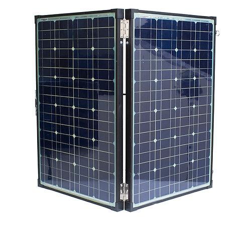 -Ultra-Light 12kg 200W Fold Up Mono-crystalline Solar Panel