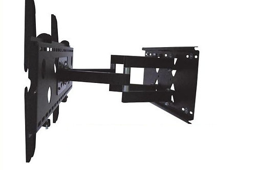 DOUBLE ARM ARTICULATED LCD TV WALL MOUNT