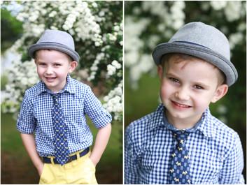 Preschool Portraits in New Market, Virginia