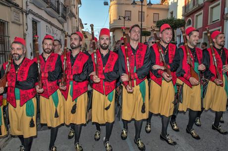 Filà Alhagama muza - Entradeta i Ambaixada 2019