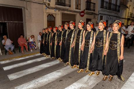 Filà Beduines - Entradeta i Ambaixada 2019