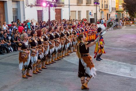 Filà Algarades - Entradeta i Ambaixada 2019