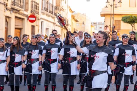 Filà Templàries - Entradeta i Ambaixada 2019